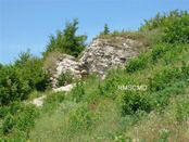 image of Bosnian Pyramid Old Roman Fort  photograph by Colette Dowell