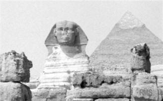 Redating the great sphinx by fracturing