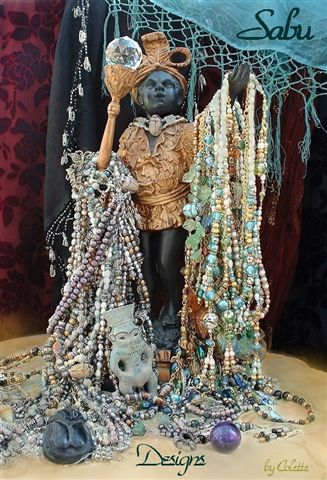Sabu collectables antiques custom jewelry  from around the world