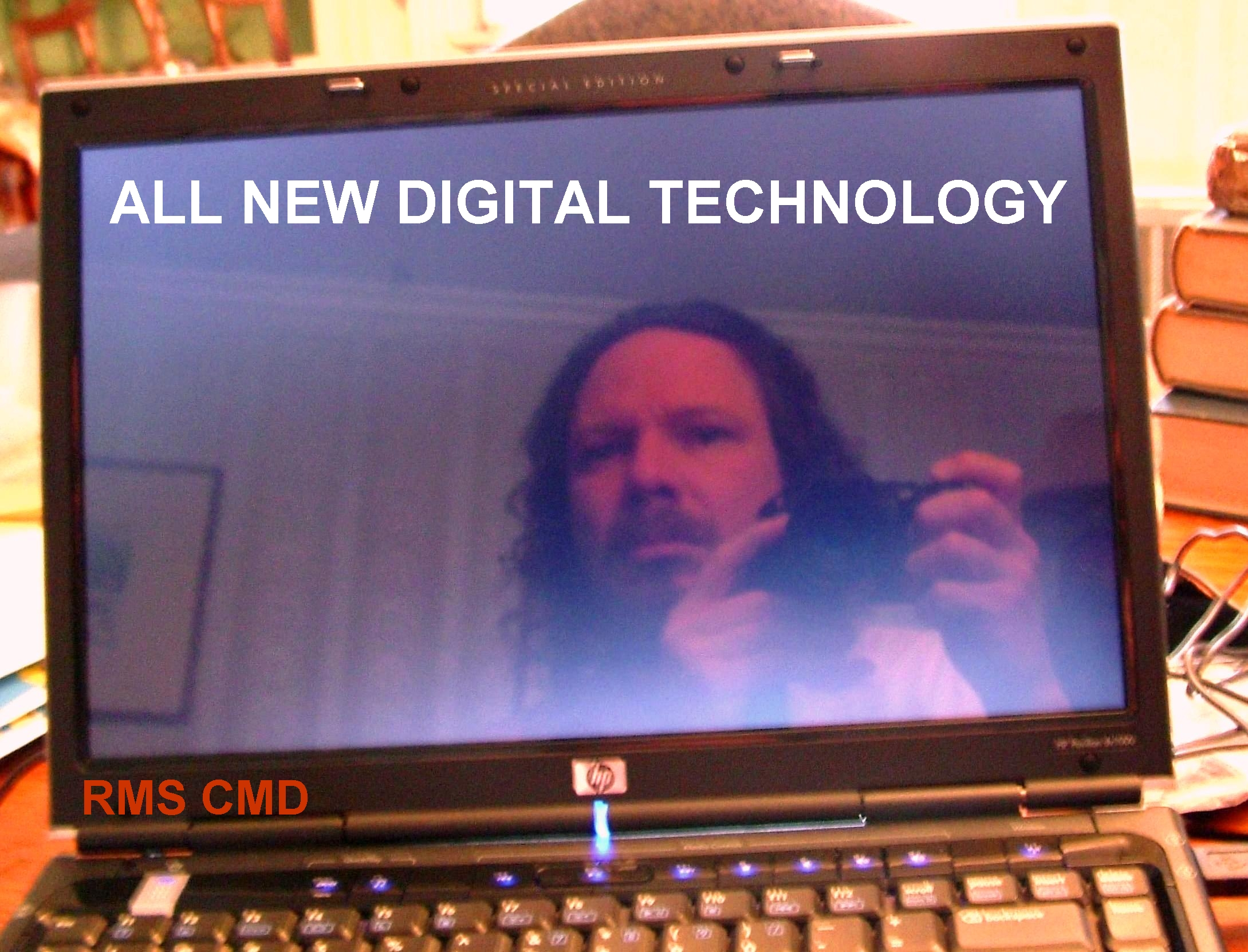 Computer Technology Digital Camera Robert Schoch Self Portrait Economic Recovery Energy Crisis Colette Dowell